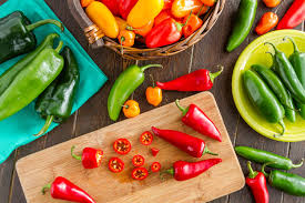 Hot peppers, from https://images.app.goo.gl/FppVq2Kh615qgKbv8